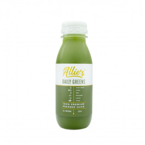 Daily Greens - 100% Cold Pressed Juice